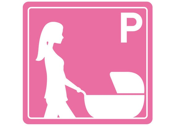 Do you have a stroller? You can park it at the 1st floor.
