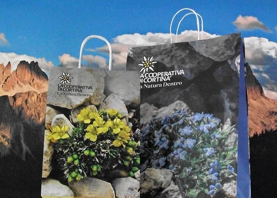SHOPPING-BAGS / LA NATURA DENTRO