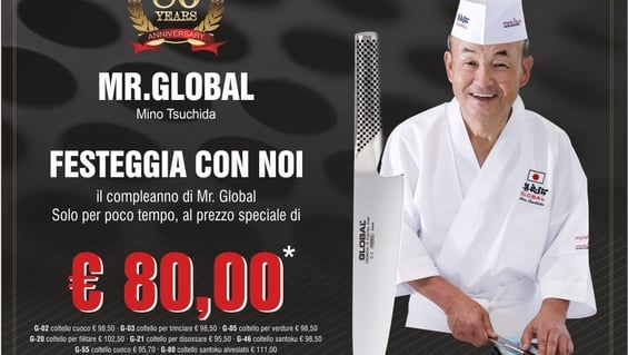Coltelli Global - Qualità made in Japan